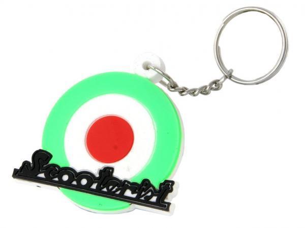 """Avaimenperä """"Scooterist Italy Target"""", SIP"""
