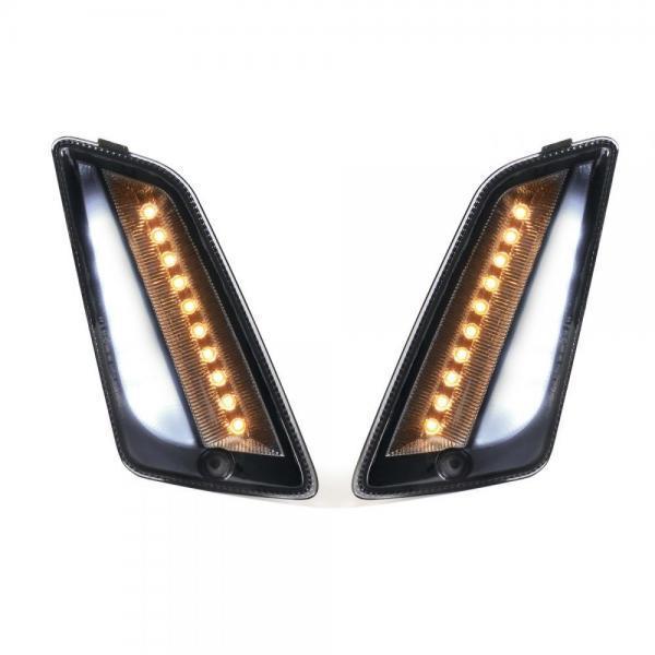 Etuvilkut LED, Moto Nostra, Vespa GTS/GTV