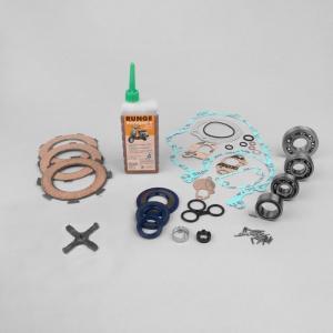 Vespa PX200 moottorin kunnostussarja (->1984)