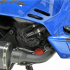 Vesipumpun kansi, BGM Pro Faster Flow, Vespa GT, GTS, GTV, musta