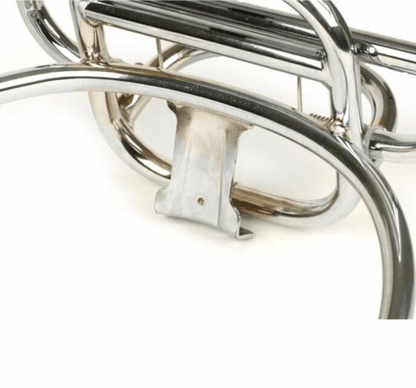 Tavarateline taakse kromattu, BGM Style, Vespa GTS/GTV