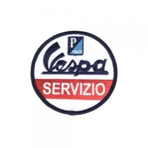 VESPA Servizio, kangasmerkki