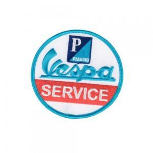 VESPA Service, kangasmerkki