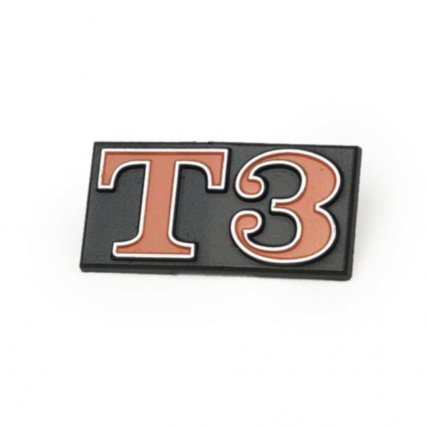 Merkki T3 Motovespaan