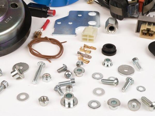 Kärjetön sytytys, Polini IDM, Vespa V50, PV125, ET3, PK S (19mm akseli)