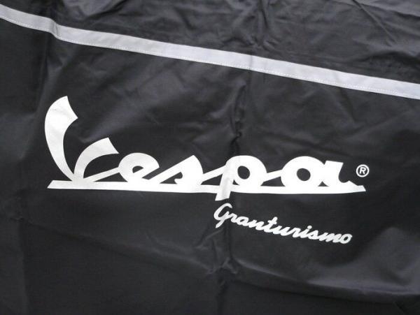 Suojapeite Vespa GT, GTL, GTS 125-300 ja GTV - musta