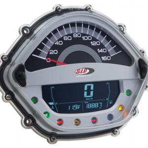 SIP monitoimi nopeusmittari, Vespa GTS 125-300