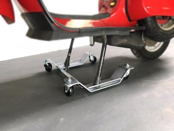 Skootteri Dolly BGM Pro, Vespa ja Lambretta klassikot