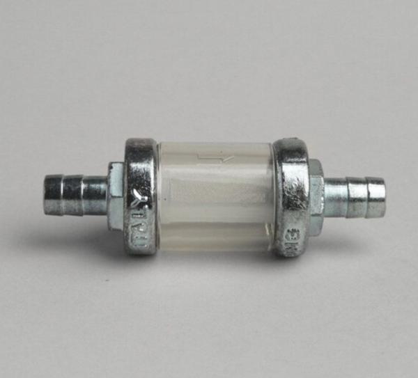 Polttoainesuodatin yleismalli, Ø=8mm