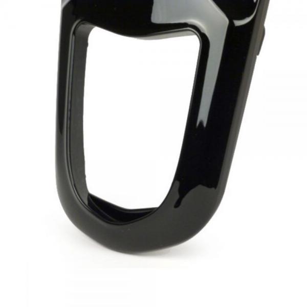 """Äänimerkin kansi """"Horn Cover"""", Vespa GTS 125-300 (-2014) - musta (094)"""