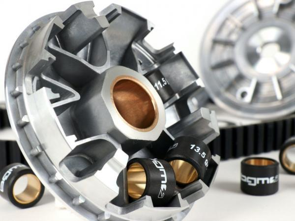 Variaattorisarja BGM Pro, Piaggio 250-300cc Quasar