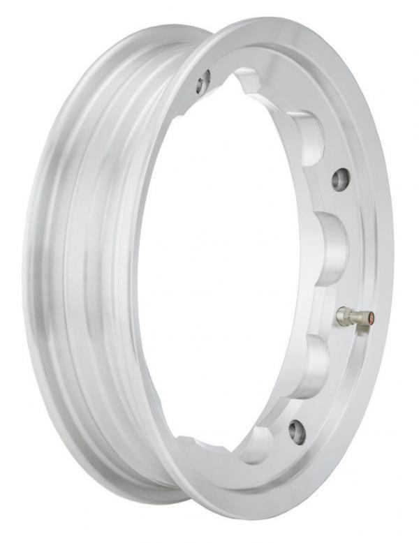 "Alumiinivanne 2.10-10"", SIP, Lambretta 125-200cc"