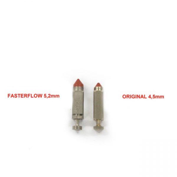 Kaasutin, BGM Pro Faster Flow Dellorto / SPACO SI24/24E, Vespa PX200