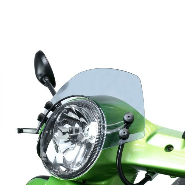 Tuulilasi, Moto Nostra, musta/savu, Vespa GT, GTL ja GTS