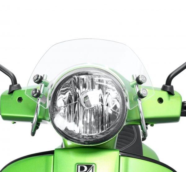 Tuulilasi, Moto Nostra, kromattu/kirkas, Vespa GT, GTL ja GTS