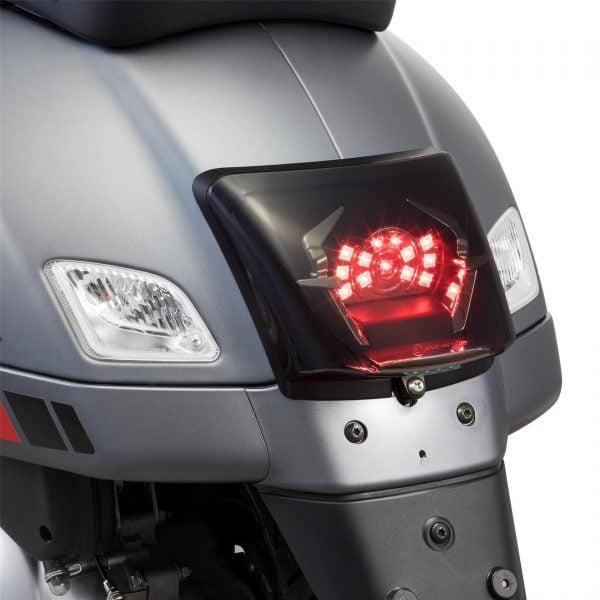 Takavalosetti SIP Mk II, Vespa GTS ja GTV (2014-2018)