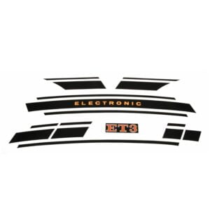 "Tarrasarja ""Electronic"", Vespa ET3"