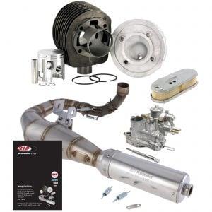Tuning sarja SIP Polini 177cc Sport, Vespa 125GT, GTR, TS, 150 Sprint, Super, P125-150 PX125-150