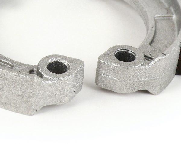Jarrukengät BGM Pro Ø=150x24mm, Vespa PX (e/t), PK (e/t), T5 125cc (e/t), Rally180 (VSD1T), Rally200 (VSE1T) (t), Sprint (e), TS125 (VNL3T) (e), GT125 (VNL2T) (e), GTR125 (VNL2T) (e), GL150 (VLA1T) (e), SS180 (e), GS160 (e)ja GS150 / GS3