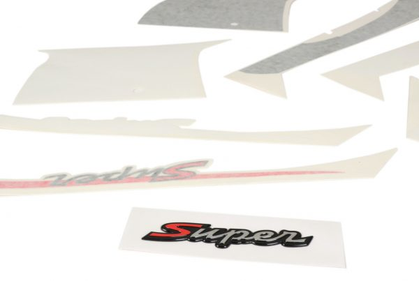 Tarrasarja, Piaggio, Vespa Vespa GTS Super, Super Sport 125-300 - musta/punainen