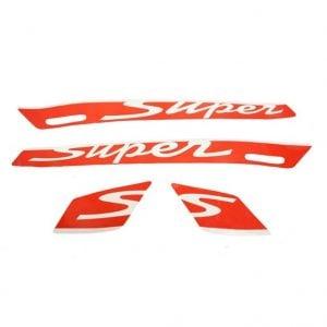 "Tarrasarja Piaggio ""Super"", Vespa GTS Super Sport"