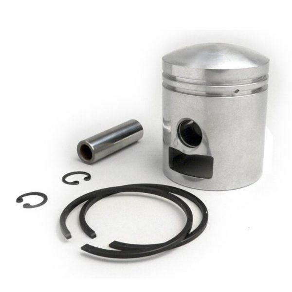 Mäntä GOL, Vespa 150cc, 2-porttinen, GL150 (VLA1T), Sprint150 (VLB1T), Super150 (VBC1T) - 57.2mm (1. ylikoko)