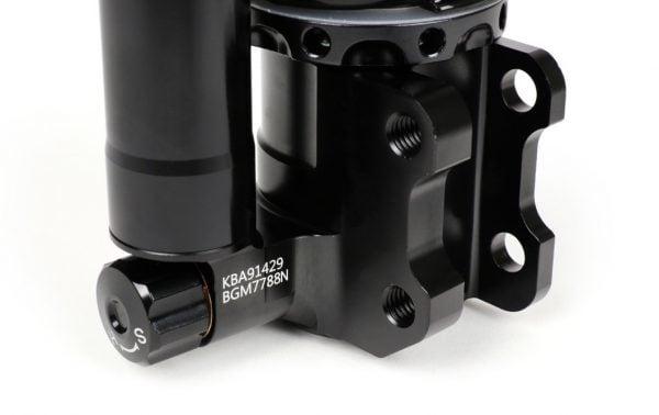 Iskunvaimennin BGM PRO SC/F16 COMPETITION 240mm, Vespa GTS, GTV