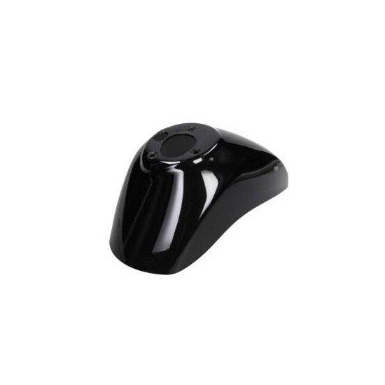 Etulokasuoja, Vespa LX, musta 98/A (Black Vulcano)