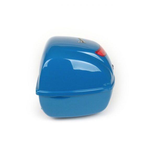 Takaboxi 32l, Piaggio, vaalean sininen (244/A), Vespa LX, S ja PX