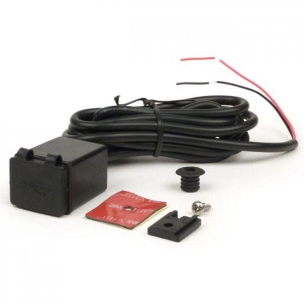 USB latauspistoke, 2xUSB, max 3,1A, BGM Pro