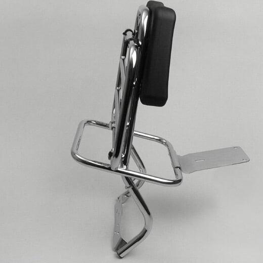 Tavarateline taakse selkänojalla Moto Nostra, Vespa PX80-200