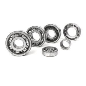 Moottorin laakerisarja, Vespa V50, V90, SS50, SS90, PV125, ET3 ja PK