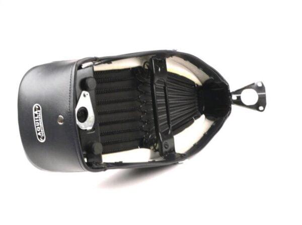 "Penkki ""Made in Italy"", Vespa Rally 180 ja Rally 200"