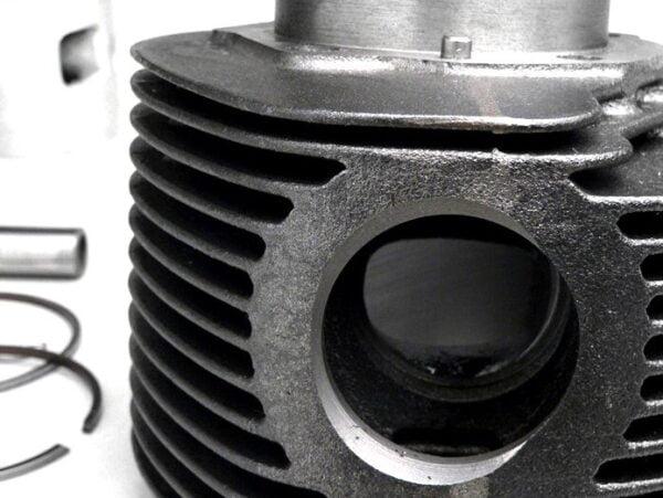 Mäntä-sylinterisarja 200cc BGM Original, Vespa P200 ja Rally 200
