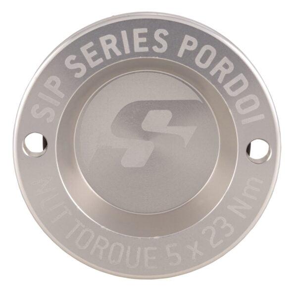 "Nappamutterin suoja 13"", hopea SIP Pordoi, Vespa GTS, GTV ja GT"