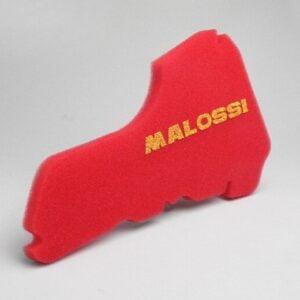Ilmansuodatin Malossi Red Sponge, Vespa LX, LXV, S, ET4 Piaggio Fly, Liberty, Typhoon ja X8 (Kopio)