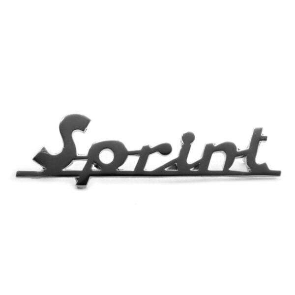 Sprint -merkki polvipeltiin, Vespa Sprint ja Sprint Veloce