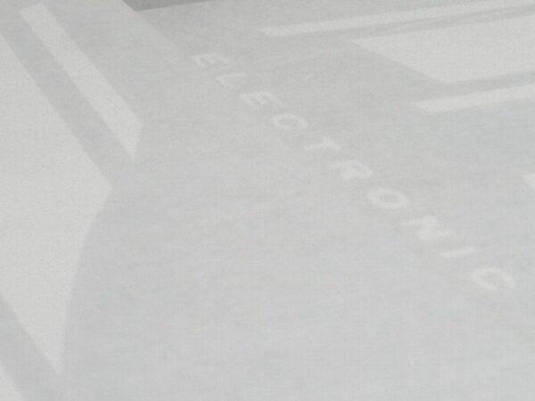 """Tarrasarja """"Electronic"""" SIP valkoinen, Vespa Rally 200"""