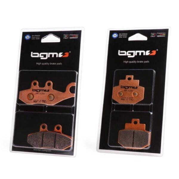 Jarrupalasarja BGM Pro Sintersport, Vespa GTS, GTS300 HPE, GTV, GT, 946 ja Gilera Runne VX/V