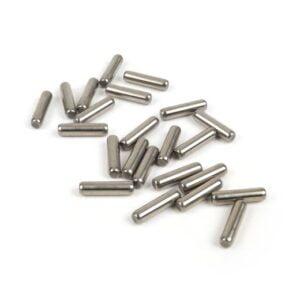 Neulasarja 3.0x11.8 mm (23 kpl), Vespa leveärunkoiset