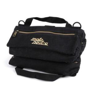 Työkalulaukku Moto Nostra musta, yleismalli Vespa, Lambretta, jne.