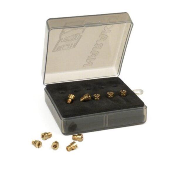 Pääsuutinsarja Naraku 4mm 80-98, Keihin kaasuttimeen
