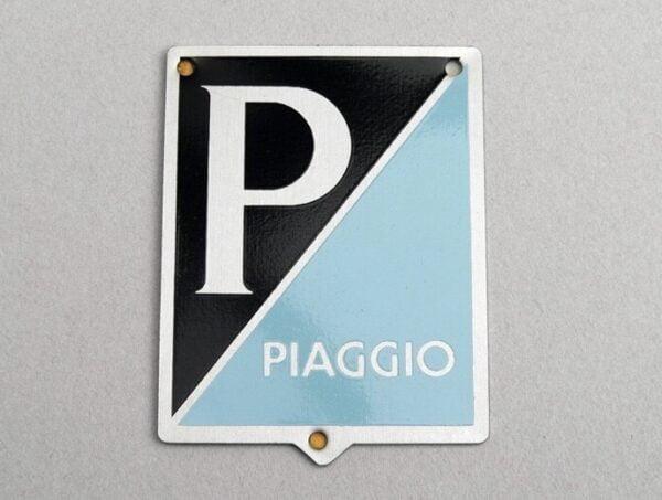 Piaggio merkki niitattava, Vespa 125 VN2T, VNA ja VNB