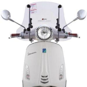 Tuulilasi säädettävä Faco Twin Screen, Vespa Primavera 50-150cc