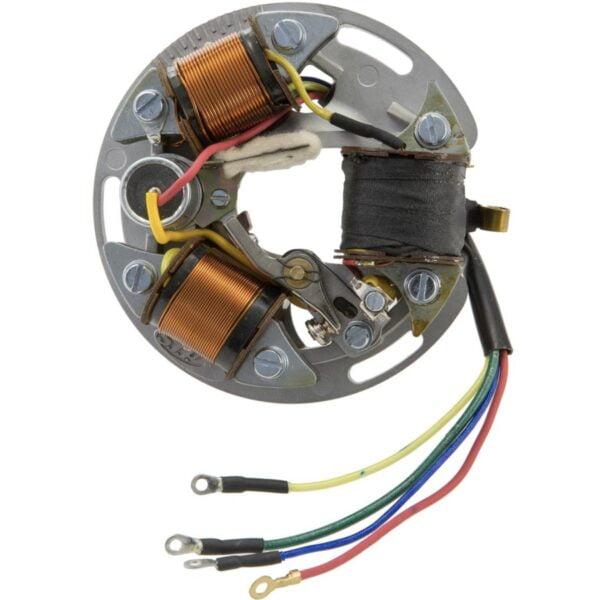 Staattori SIP, Vespa 4-johtiminen